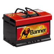 BANNER Power Bull D+